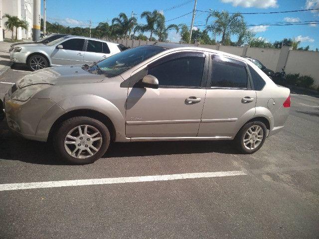 Ford Fiesta SEDÃ 1.6 09/10 16M³ GNV - Foto 4