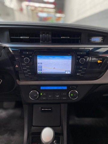 Corolla Xei 2.0 2017 Completo Flex Automatico/Financio Sem Entrada - Foto 11