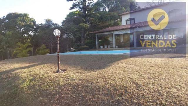 Casa à venda com 5 dormitórios em Garças, Belo horizonte cod:482 - Foto 9