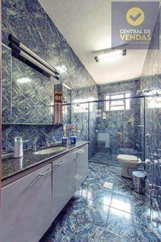 Casa à venda com 5 dormitórios em Santa amélia, Belo horizonte cod:168 - Foto 15
