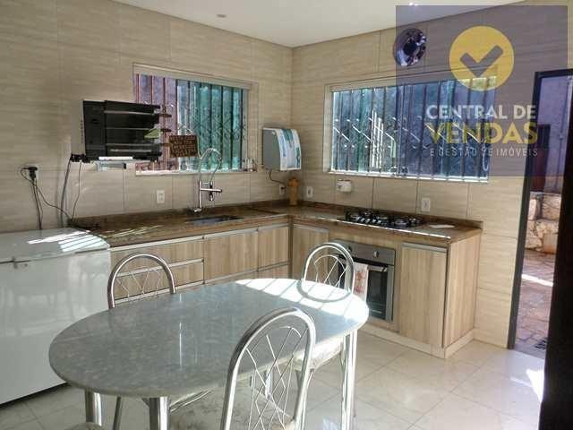 Casa à venda com 4 dormitórios em Santa mônica, Belo horizonte cod:158 - Foto 20