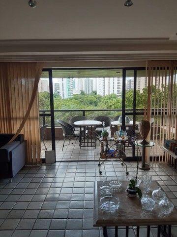 Apartamento na Avenida Beira Rio (Madalena), com 350m², 4 quartos (3 suítes) e 3 vagas de  - Foto 5