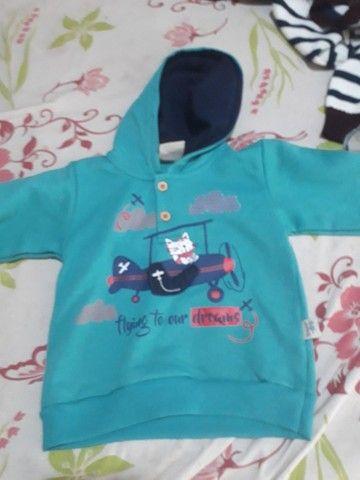 Vendo roupas de 1 ano  - Foto 4