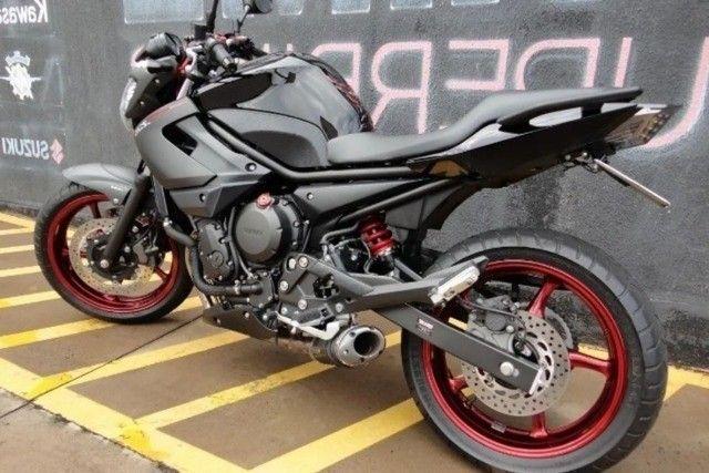 XJ6 2016 600cc