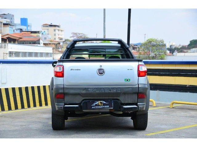 Fiat Strada Adventure 1.8 LOCKER Flex CE - Foto 5