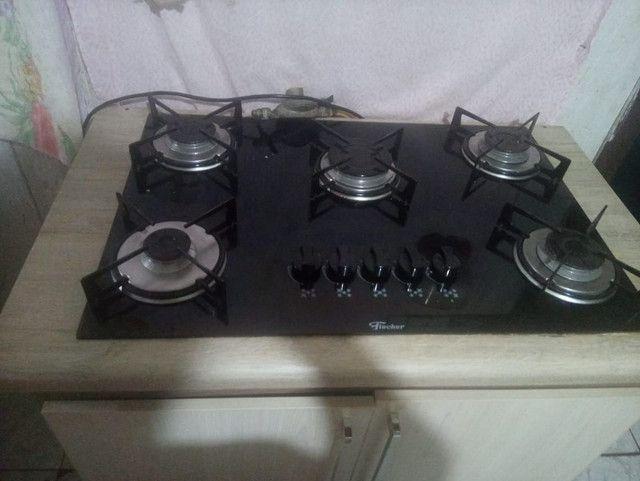 Vendo fogão de 4 boca - Foto 2