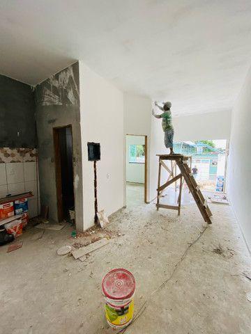 Casa com 3 dormitórios + um excelente QUINTAL!! Última unidade  - Foto 13