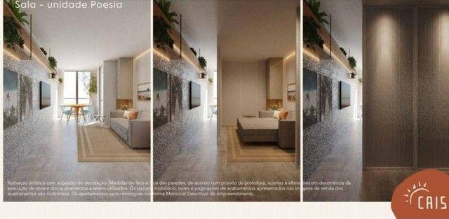 RD- Apartamento e Flats  Com Rooftop em Muro Alto Porto De Galinha - Foto 20