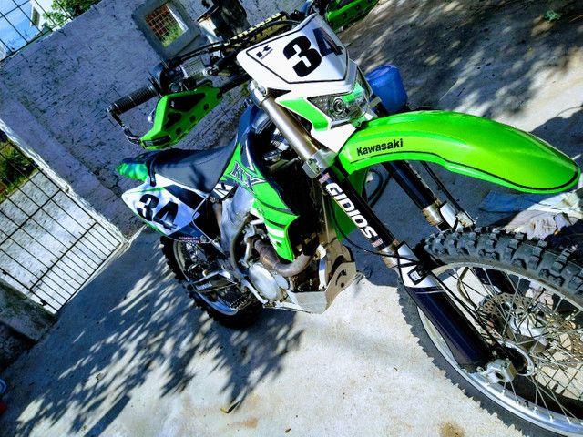 Kawasaki KLX 450 - Foto 2