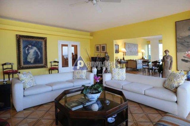 Apartamento à venda, 4 quartos, 1 suíte, 1 vaga, Ipanema - RIO DE JANEIRO/RJ - Foto 4
