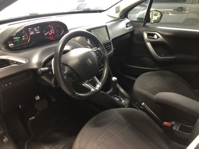 Peugeot 208 Griffe 1.6 Aut 2016 - Negociação Diogo Lucena 9-9-8-2-4-4-7-8-7 - Foto 7