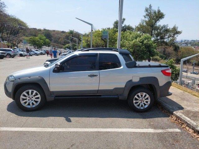 pick-up fiat strada, manual, chave reserva, - Foto 2