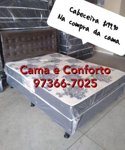 ENTREGA GRÁTIS!!! CAMA BOX A PARTIR DE $249,90!!! - Foto 3