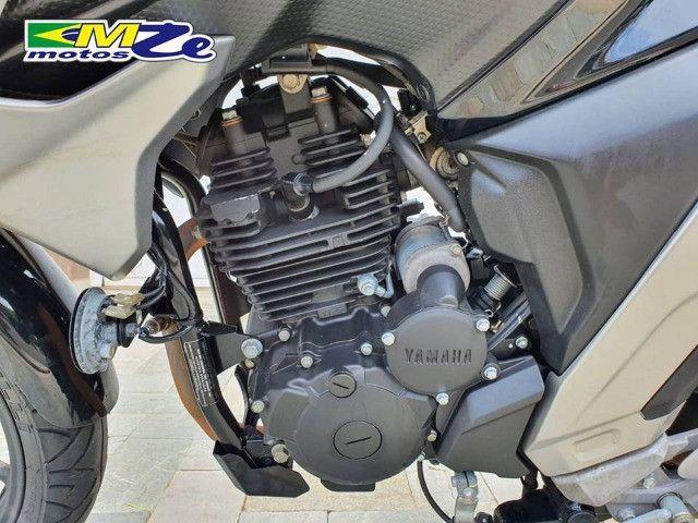 Yamaha FZ 25 Fazer 2020 Preta com 15.000 km - Foto 14