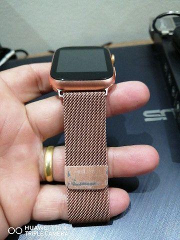 Relógio Smart Watch W5 - Foto 6