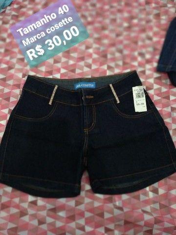 Calças jeans marca mix Promoção  - Foto 2