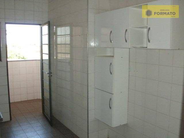 Apartamento para alugar, 84 m² por R$ 800,00/mês - Jardim São Lourenço - Campo Grande/MS - Foto 19