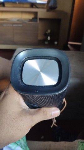 Caixa de som blitzwoif, 20 w resistência a água NFC - Foto 4