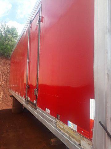 Baú frigorífico 7.50m motor a diesel - Foto 13