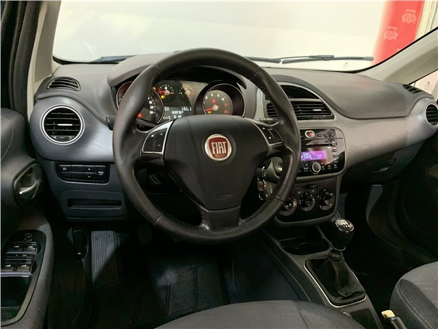 Fiat Punto 2015 1.4 attractive 8v flex 4p manual - Foto 10