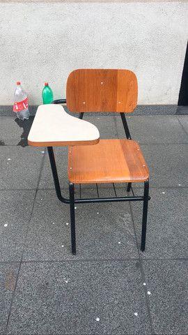 Cadeira universitária - Foto 3