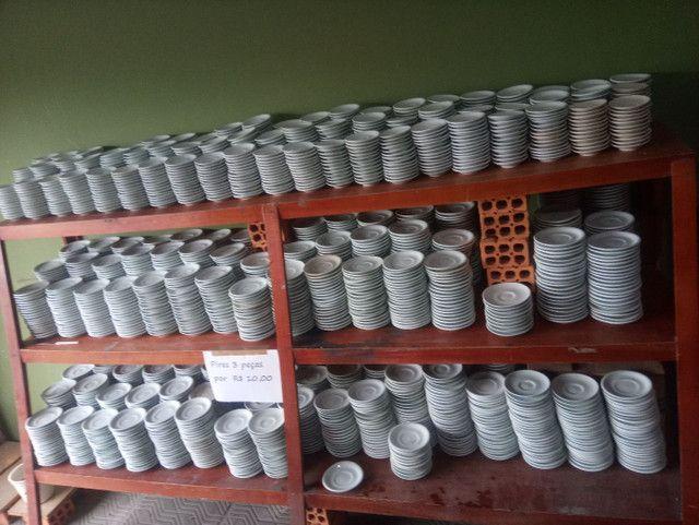 Pires porcelana