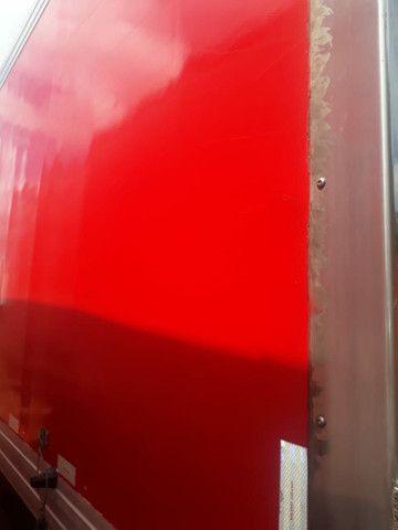 Baú frigorífico 7.50m motor a diesel - Foto 15