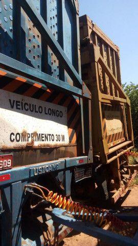 Semi reboque Canavieira Usicamp - Foto 3