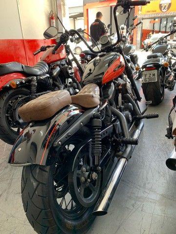 Harley 1200 custom  - Foto 12