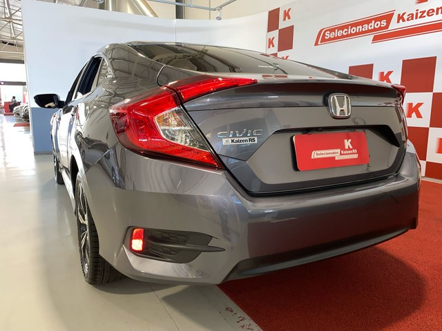 Honda CIVIC Civic Sedan EX 2.0 Flex 16V Aut.4p - Foto 7