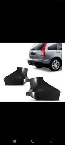 Ponta parachoque traseira esquerda Honda CRV