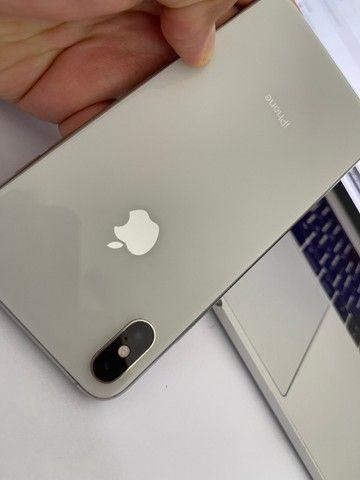"IPhone XS Max Branco 256GB Hexa Core, 4GB Ram, Tela 6.5"", 2Câm 12MP - Foto 2"