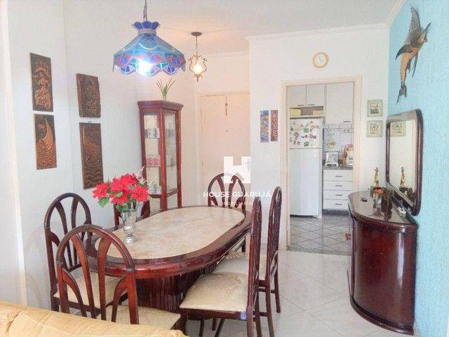 Apartamento com 2 dormitórios à venda, 68 m² por R$ 260.000,00 - Enseada - Guarujá/SP - Foto 3