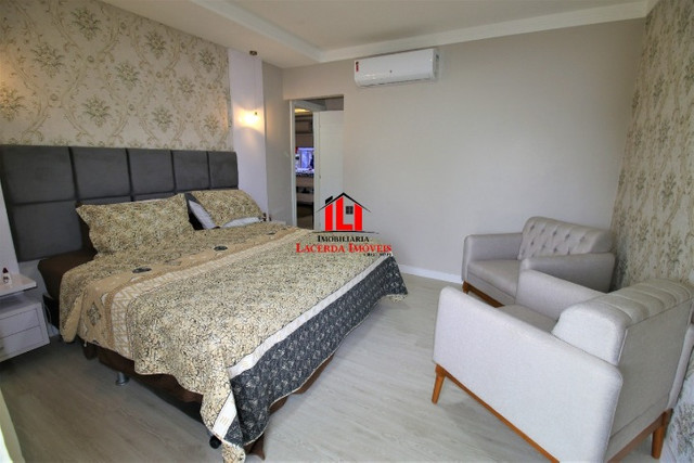 Apartamento com 3 suítes na Orla da ponta negra - Edifício castelli - Foto 7