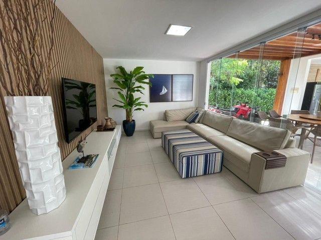 Casa de condomínio para venda possui 450000 metros quadrados com 5 quartos - Foto 15