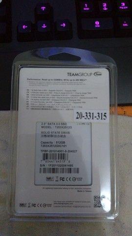 SSD SATA 3.0 2'5 TEAMGROUP 512GB - Foto 2