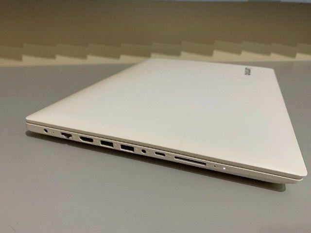 Notebook Lenovo Ideapad 320 Core I5 7ªth 4Gb 500Gb HD - Parcelo em 10x - Foto 3