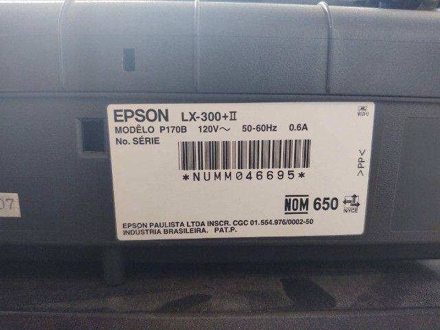 impressora LX -300-II - Foto 6
