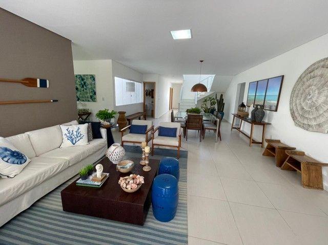 Casa de condomínio para venda possui 450000 metros quadrados com 5 quartos - Foto 7