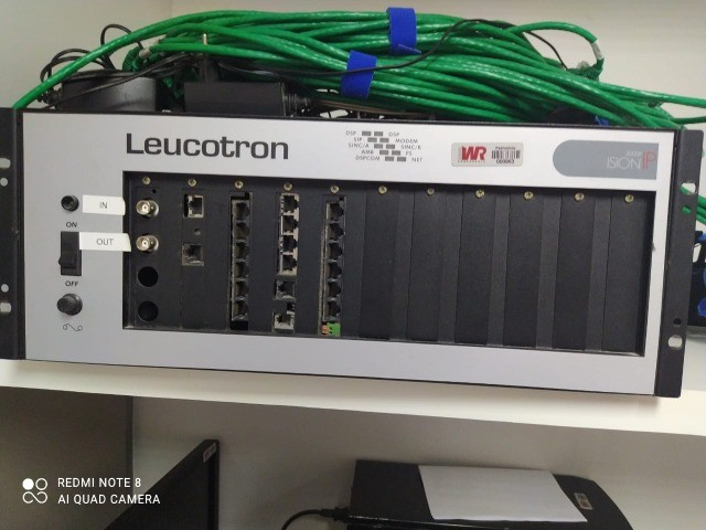 Media Gateway Leucotron