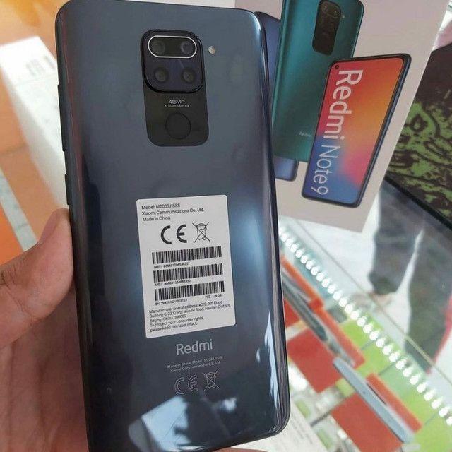 Venda de celular xiaomi novo, note 9, 128gb, com qualidade e garantia.  - Foto 4