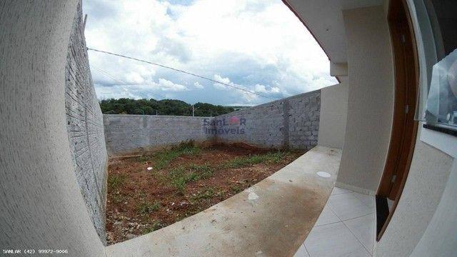 Casa para Venda em Ponta Grossa, Porto Feliz, 3 dormitórios, 1 banheiro, 2 vagas - Foto 5