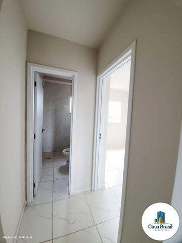Apartamento para Venda em Ponta Grossa, Oficinas, 2 dormitórios, 1 banheiro, 1 vaga - Foto 9