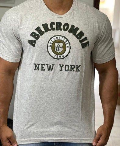 Camisas Abercrombie  70,00