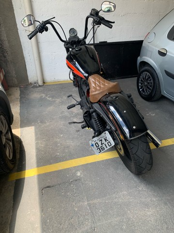 Harley 1200 custom  - Foto 11
