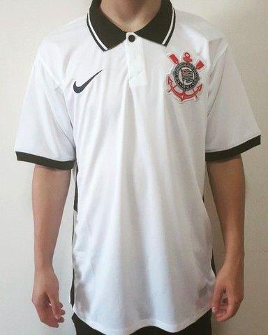 Camisa Corinthians 2020