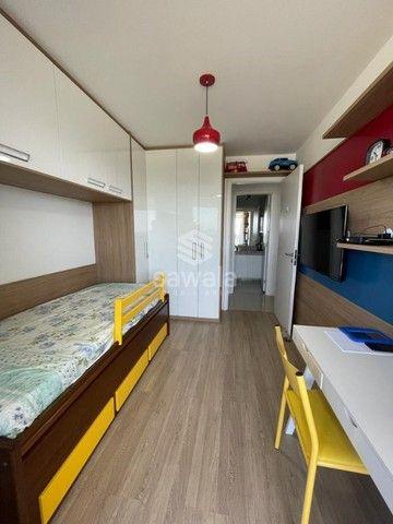 Apartamento 2 quartos a venda Ilha Pura | Vista Lagoa | Todo montado Armários. - Foto 11