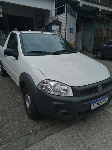 vende-se Fiat/Strada HD Working 1.4 - Foto 5