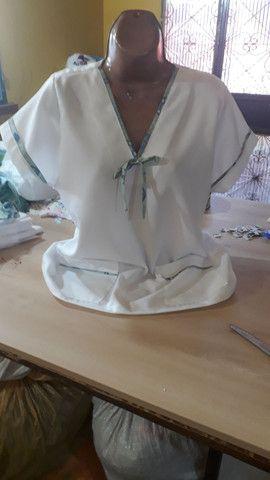 Vendemos Blusa Privativa Hospitalar Varejo e Atacado  - Foto 4