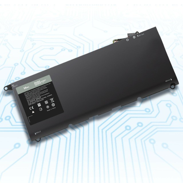 Bateria Notebook Dell XPS 13 9343 e 9350 56WH 7.6v 4Cell - Foto 3